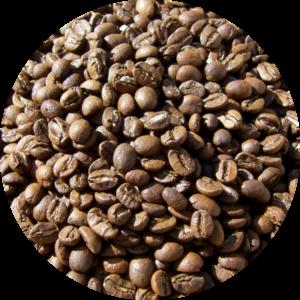 En grain (non moulu)