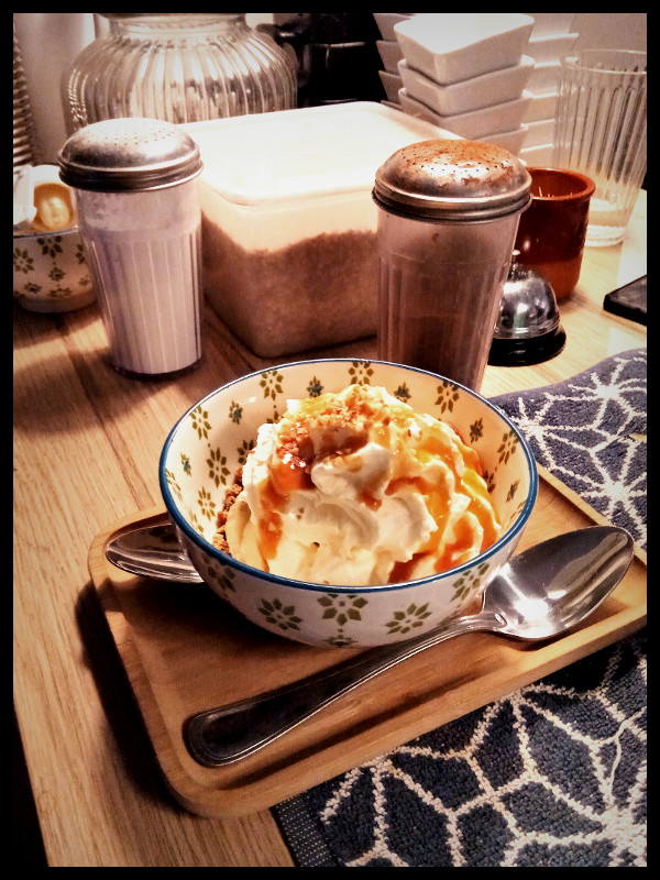 Dessert Café Canaille
